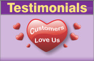Tommy's T-shirt Factory Testimonials - Customers Love us
