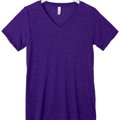 Bella+Canvas Ladies' Relaxed Jersey Short-Sleeve V-Neck Tee