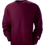 Adult Reverse Weave® Crew Neck Fleece