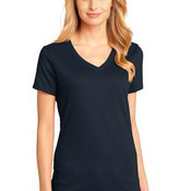 Ladies Perfect Weight ® V Neck Tee