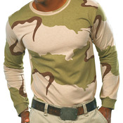 Adult Long-Sleeve Camo Tee