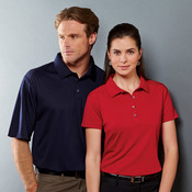Men's JERZEES® SPORT Micro Mesh Polo