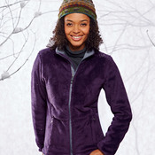 Ladies' Micro-Chenille Full-Zip Jacket