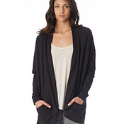 Ladies' Zen Vintage Heavy Knit Wrap