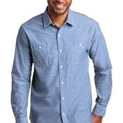 Slub Chambray Shirt
