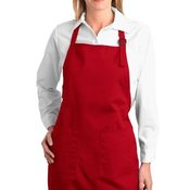 Full Length Apron with Pockets