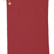 Jewel Collection Fringed Golf Towel