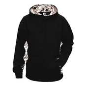 Youth Performance Fleece Digital Insert Hood