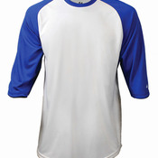 Youth Performance 3/4 Raglan-Sleeve Baseball Undershirt