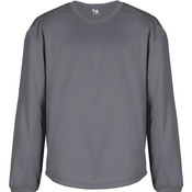 BT5 Youth Performance Fleece Open Bottom Crewneck