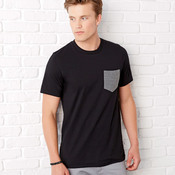 Men's Jersey Short-Sleeve Pocket Tee