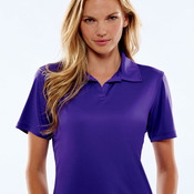 UltraClub® Ladies' Cool & Dry Sport Performance Interlock Polo