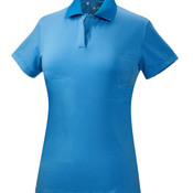 Ladies' ClimaLite® Classic Stripe Polo