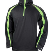 Adult Fusion 1/4-Zip Fleece