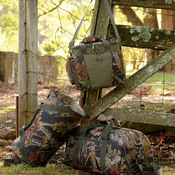 UltraClub Sherbrook Camo Large Duffel