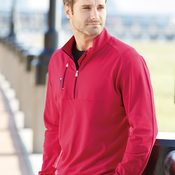 Men's Pure Motion 1/4-Zip with Textured Inserts