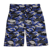 "Youth Camo Sublimated 7"" Short"