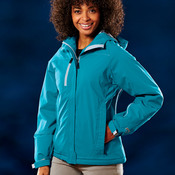Ladies' Insulated Waterproof/Breathable Parka