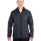Men's Portal Interactive Printed Packable Puffer Jacket