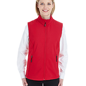 Ladies' Cruise Two-Layer Fleece Bonded Soft Shell Vest
