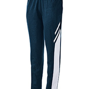 Ladies' Temp-Sof Performance Fleece Flux Tapered-Leg Warm-Up Pant
