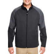 Adult Two-Tone Soft Shell Jacket