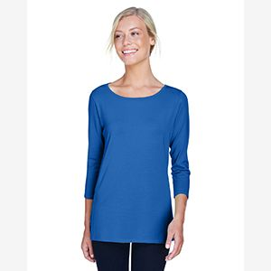 Ladies' Perfect Fit™ Ballet Bracelet-Length Knit Top Thumbnail