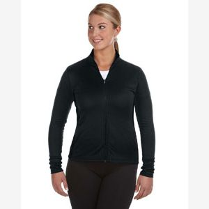 Ladies' 5.4 oz. Performance Fleece Full-Zip Jacket Thumbnail