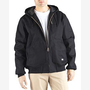 10 oz. Rigid Duck Hooded Jacket Thumbnail