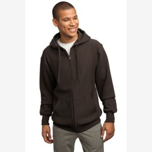 Super Heavyweight Full Zip Hooded Sweatshirt Thumbnail