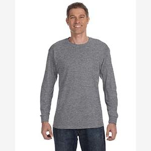 Adult  Heavy Cotton™ 5.3 oz. Long-Sleeve T-Shirt Thumbnail
