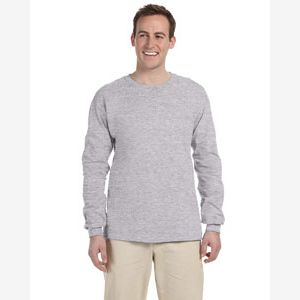 Adult Ultra Cotton® 6 oz. Long-Sleeve T-Shirt Thumbnail
