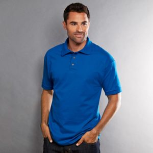Adult Heavyweight Cotton HD™ Polo Thumbnail