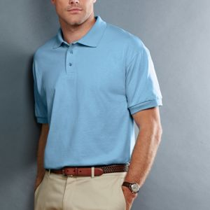 Adult Heavyweight Blend™ Polo Thumbnail