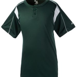 Youth Pro Placket Henley Tee Thumbnail