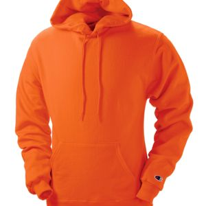 Adult Double Dry Eco® Hooded Pullover Fleece Thumbnail