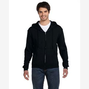 Adult 12 oz. Supercotton™ Full-Zip Hood Thumbnail