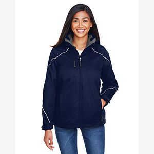 Ladies' Angle 3-in-1 Jacket with Bonded Fleece Liner Thumbnail