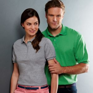 Ladies' SpotShield™ Jersey Polo Thumbnail