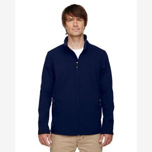 Men's Tall Cruise Two-Layer Fleece Bonded Soft Shell Jacket Thumbnail