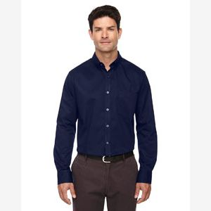 Men's Tall Operate Long-Sleeve Twill Shirt Thumbnail