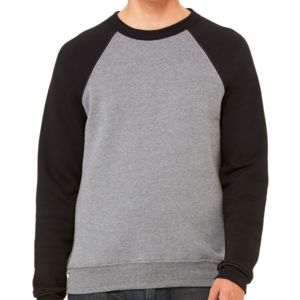 Unisex Sponge Fleece Crew Neck Thumbnail
