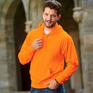 J.America Adult Tailgate Poly Hooded Fleece Thumbnail