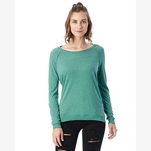 Ladies' Locker Room Eco-Jersey™ Pullover Thumbnail
