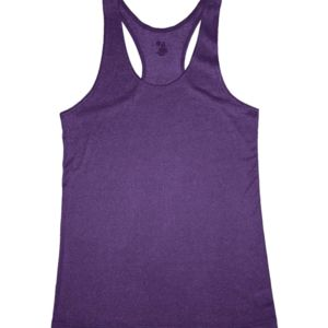 Ladies' Pro Heather Racerback Tank Thumbnail