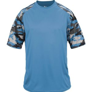 Youth Camo Sport Tee Thumbnail