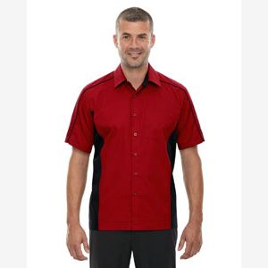 Men's Fuse Colorblock Twill Shirt Thumbnail