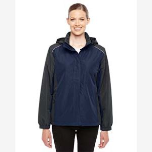 Ladies' Inspire Colorblock All-Season Jacket Thumbnail