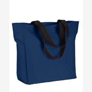Polyester Zip Tote Thumbnail