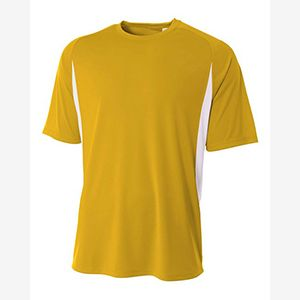 Youth Cooling Performance Color Blocked T-Shirt Thumbnail